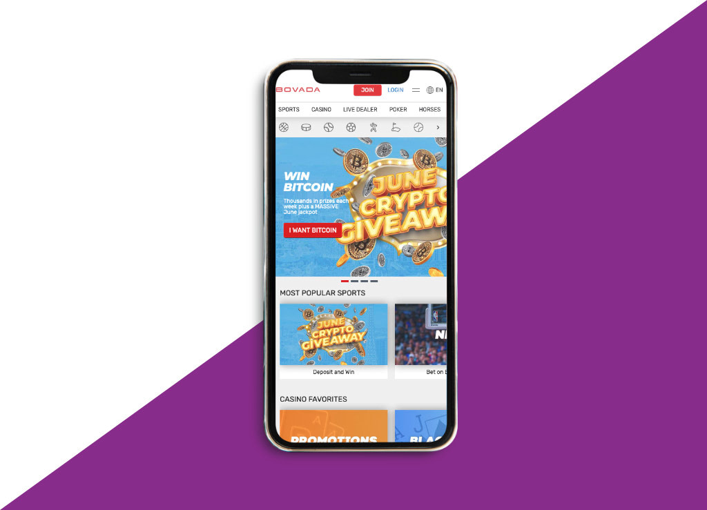 bovada mobile betting app