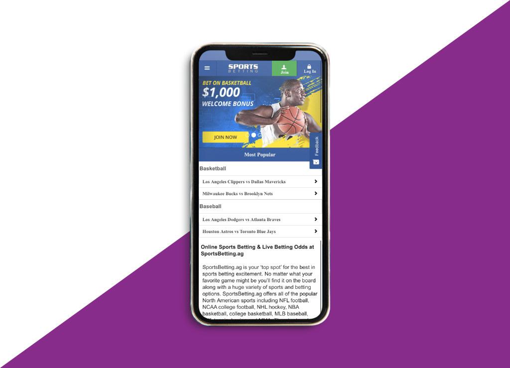 sportsbetting.ag mobile