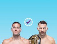 Picks for Volkanovski vs. Ortega at UFC 266