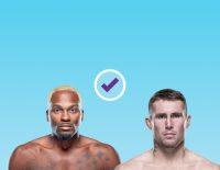 UFC picks for Brunson vs. Till Fight Night