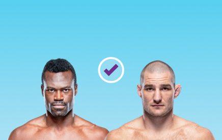 UFC picks for Hall vs. Strickland Fight Night