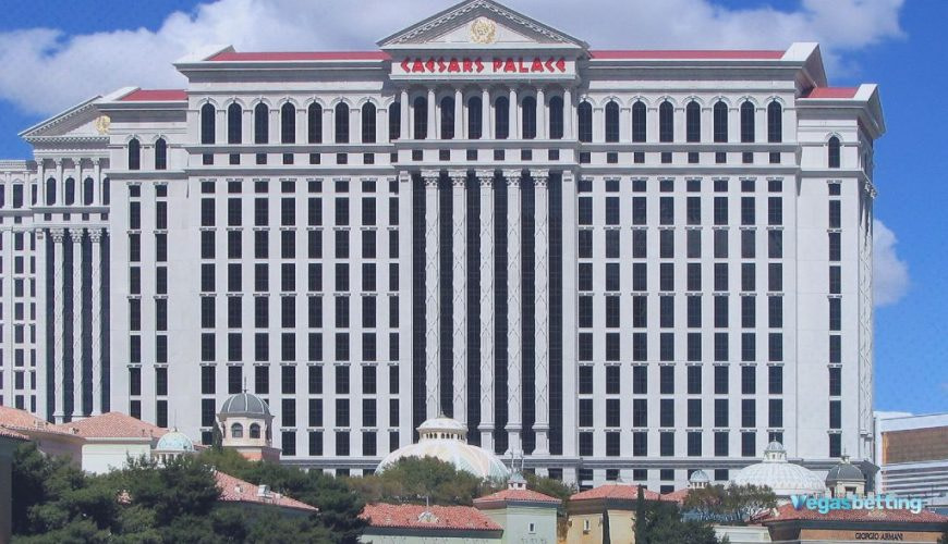 Caesars Palace Renovations To Entice Tourists