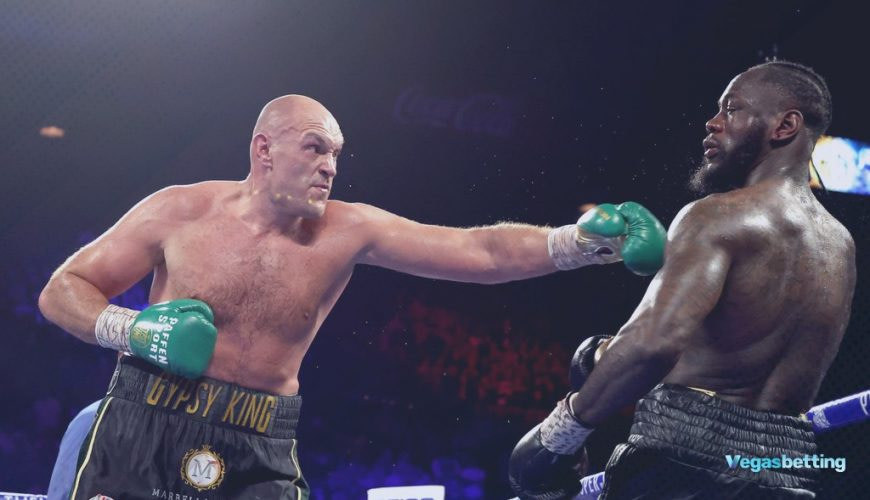 Heavyweight Boxing Odds Fury And Wilder
