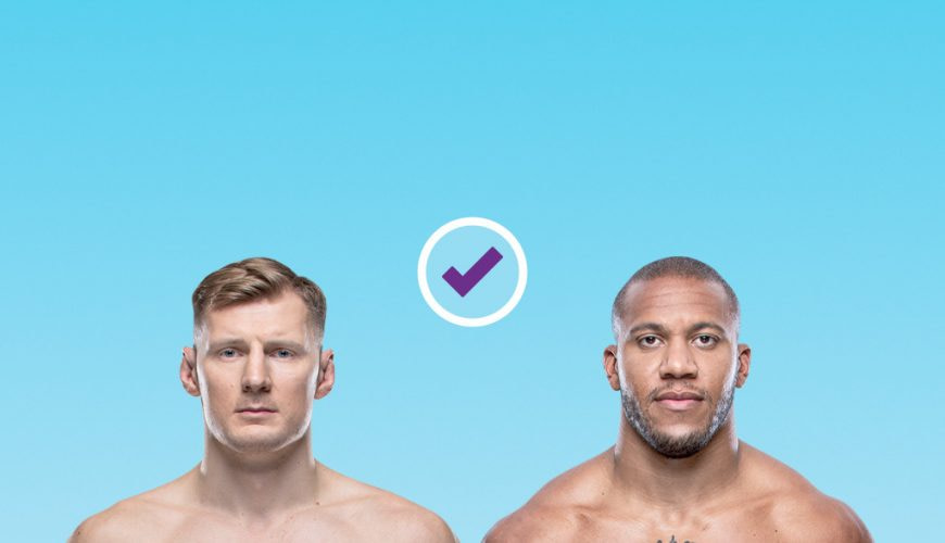 Picks for Gane vs. Volkov UFC Fight Night