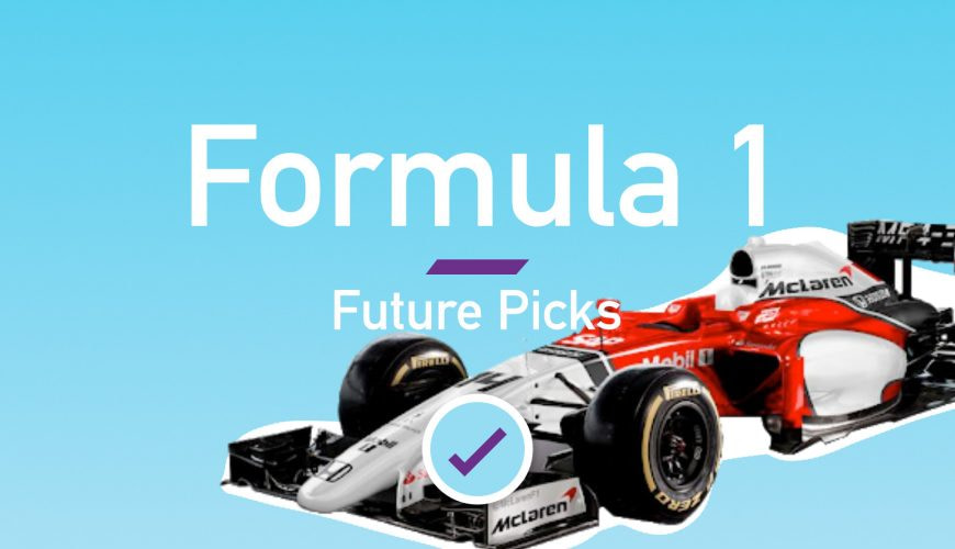 Formula 1 Futures picks