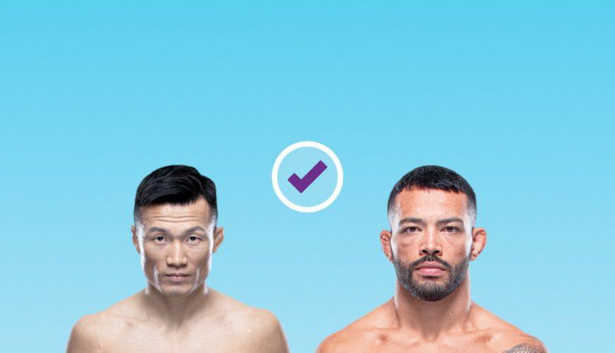 ufc fight night bettingg odds and picks