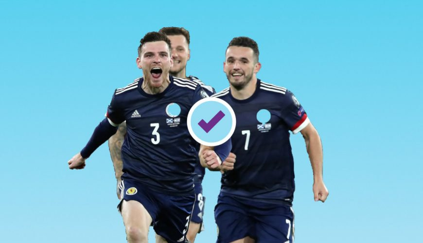euro cup scotland