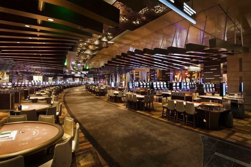 Aria Sportsbook Review