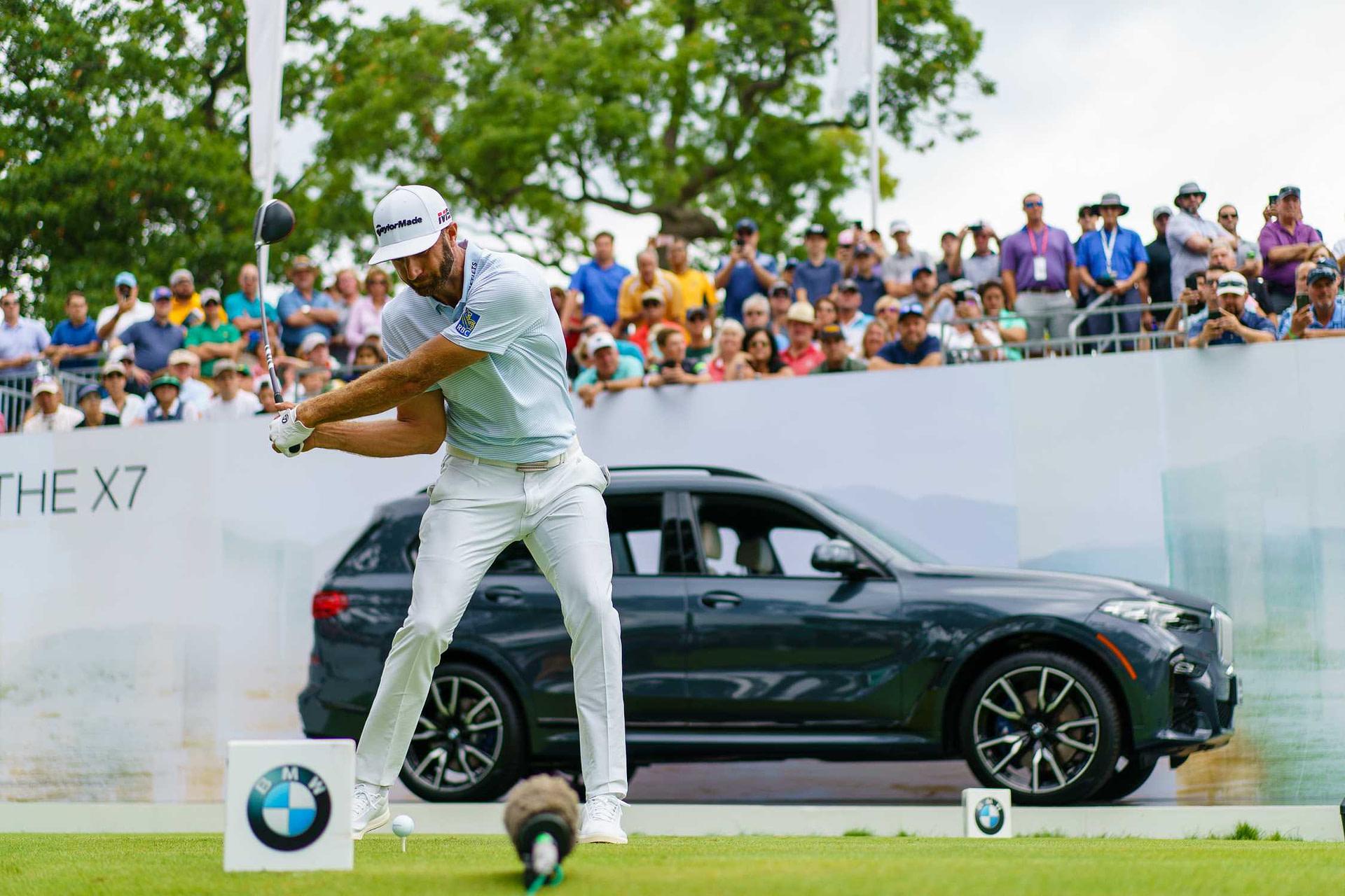 BMW Championship Golf Odds