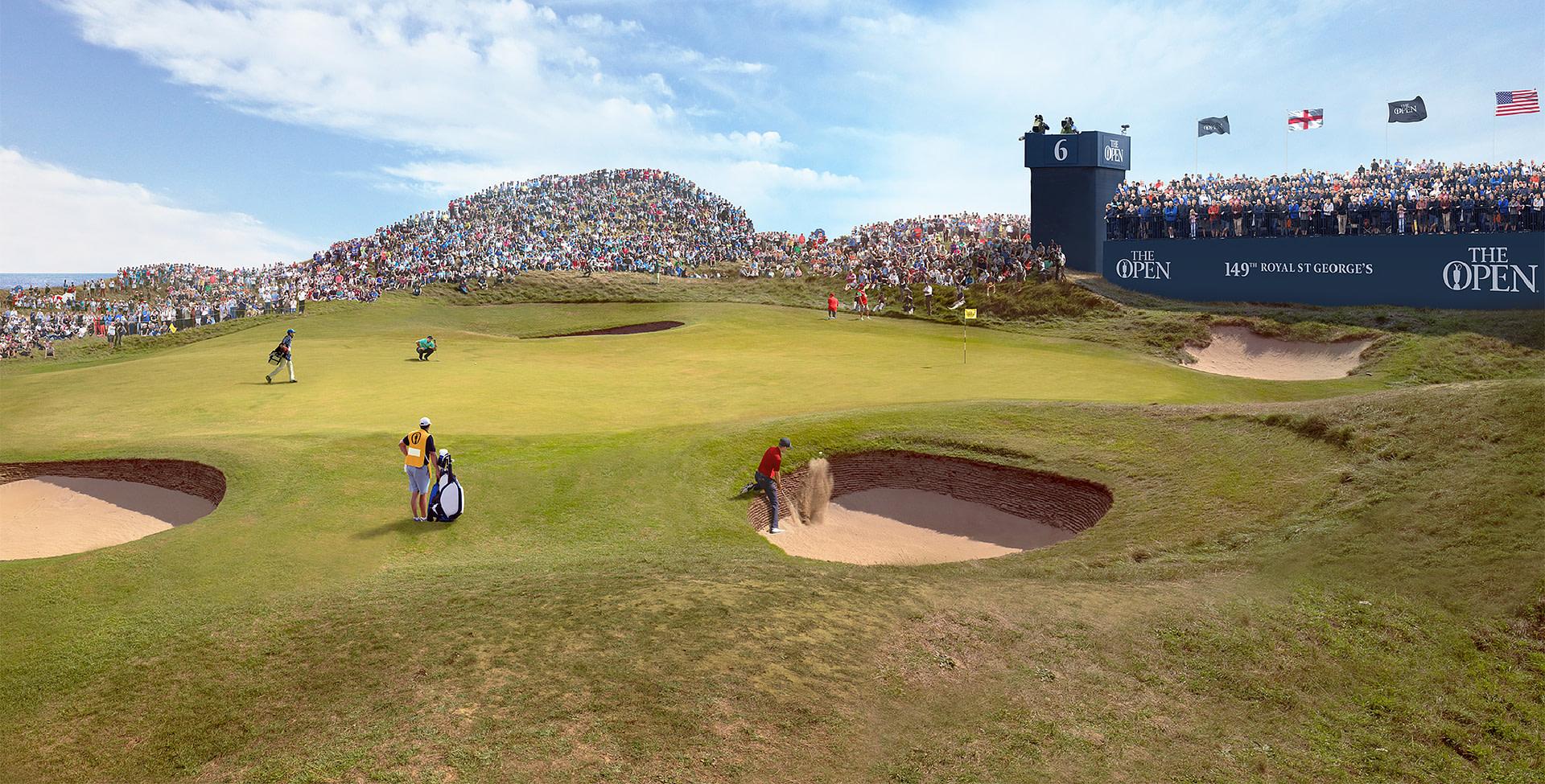 Golf British Open Odds