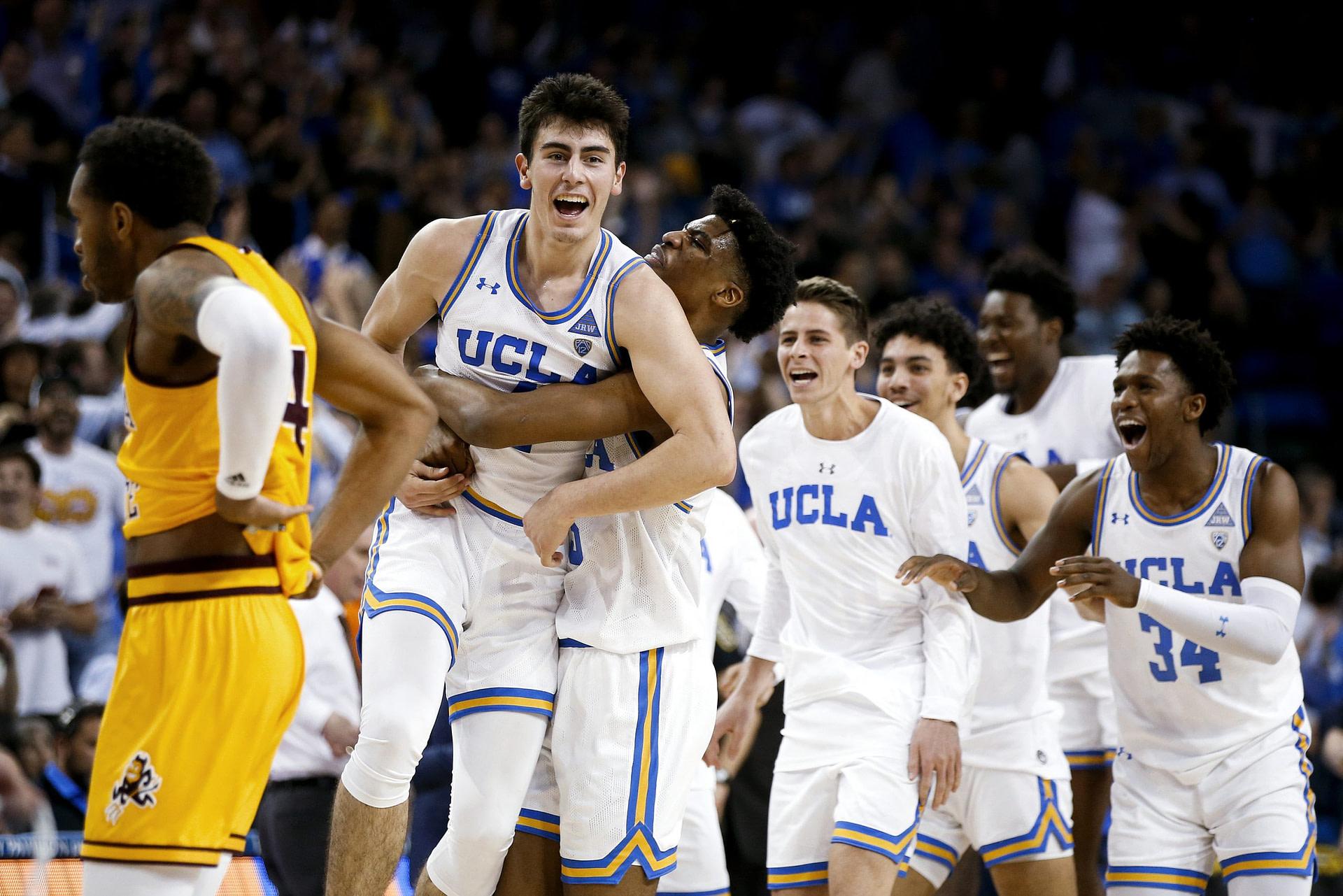 NCAA Basketball Vegas Odds