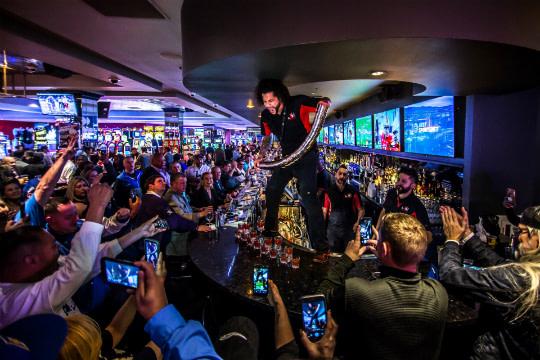 D Las Vegas Sportsbook Review