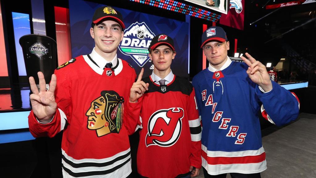 NHL Draft Vegas Odds