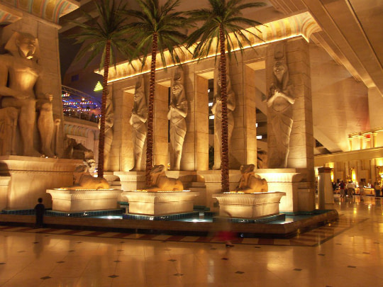 Luxor Sportsbook Review