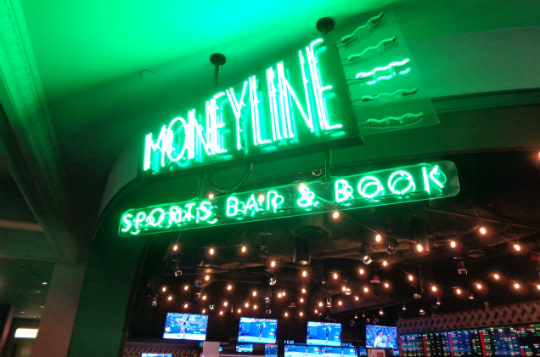 Park MGM Sportsbook Review
