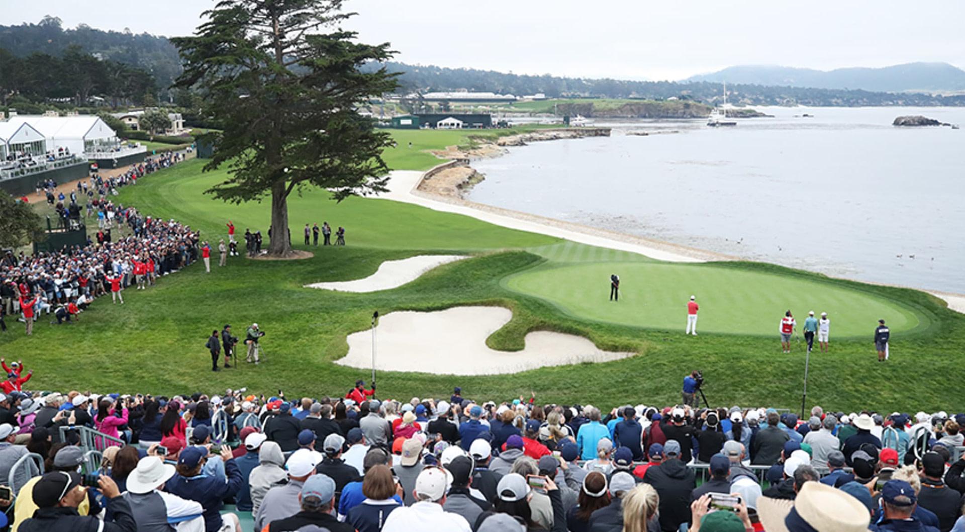 US Open Golf Vegas Odds