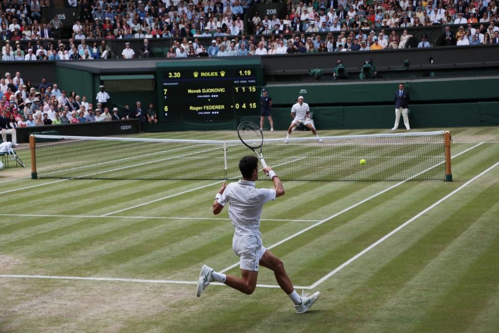 Wimbledon Betting Odds